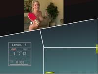 Прямой эфир с обнажённой теннисисткой играть